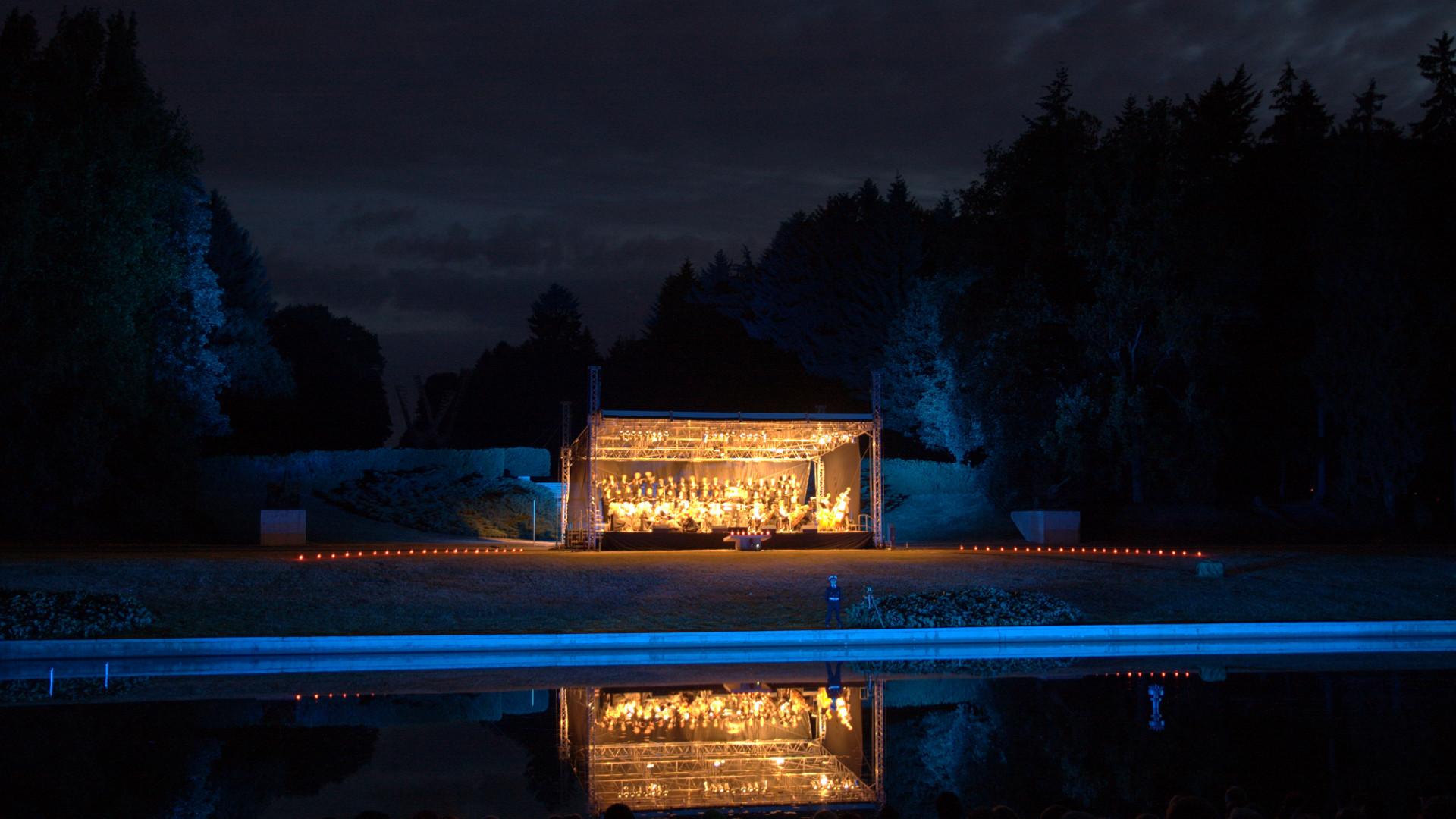 """""""Requiem Mozarta – tym, którzy nie powrócili z morza"""" w wykonaniu artystów Opery na Zamku w dniu 9.06.2012"""
